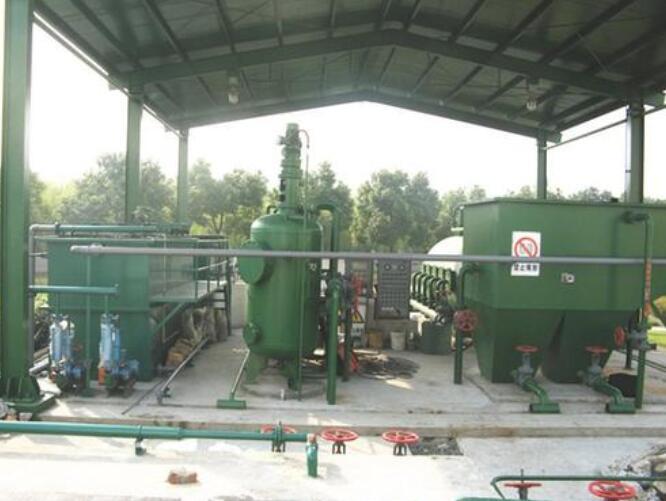 【污水处理设备】高盐化工废水处理工艺分析