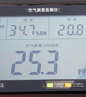 怎么知道室内空气质量是不是达标