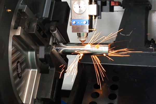 激光切割加工金属