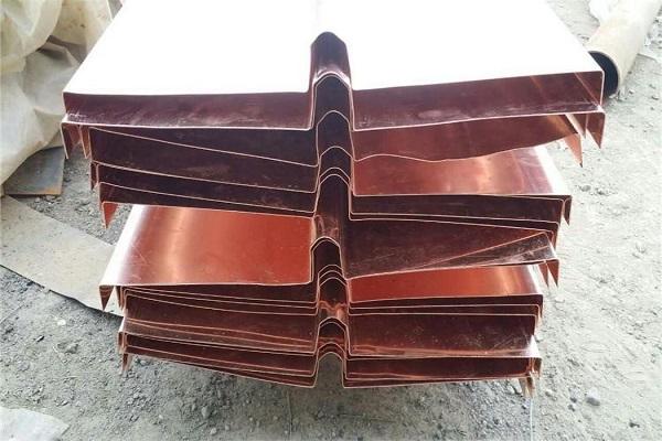 紫铜五金建材加工