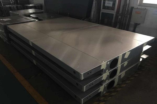 铝板激光加工