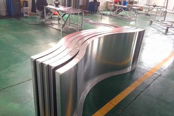 铝板折弯加工