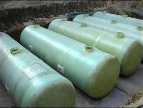 玻璃钢化粪池是如何处理生活污水的?