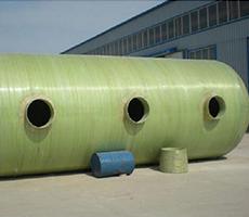 多孔玻璃钢隔油池