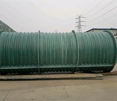 耐腐蚀玻璃钢隔油池