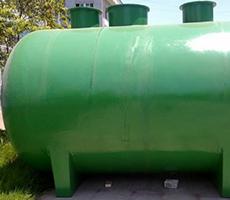 耐酸碱玻璃钢消防水池