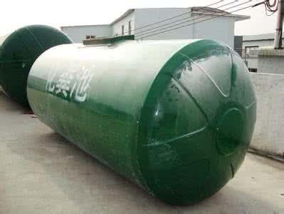 如何防止玻璃钢化粪池爆炸?玻…