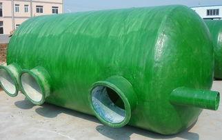 云南玻璃钢化粪池