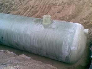 正确安装玻璃钢化粪池的方法介绍