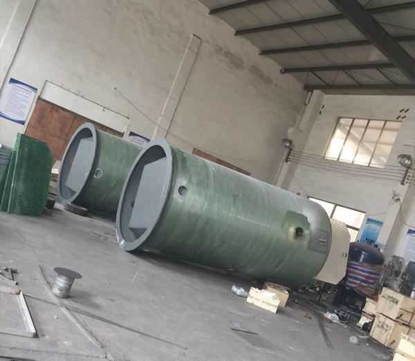 一体化泵站安装厂家