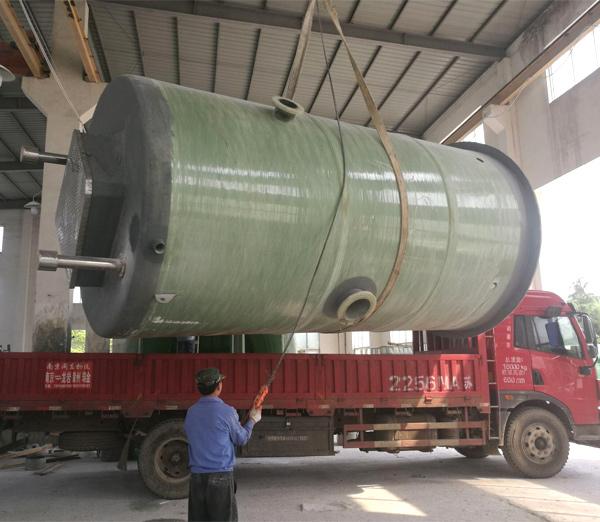 云南一体化玻璃钢泵站厂家,昆明一体化玻璃钢泵站厂家