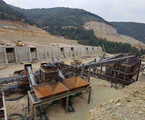 昆明砂石料厂