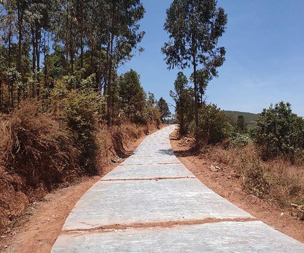 昆明沙石道路工程施工