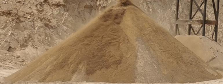 新家专修施工过程中沙石料要么多要么就是少,到底咋回事?