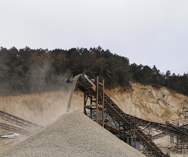 通过加工工艺是否可以生产出高品质的沙石料呢?