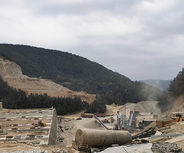 昆明砂石厂