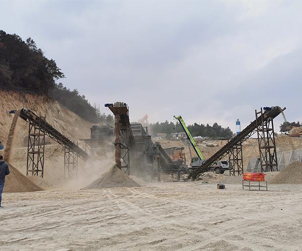 生产合格优质的砂石骨料有哪些影响因素