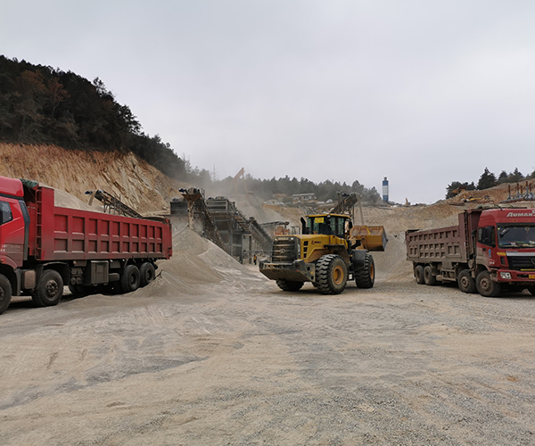砂石市场即将迅速升温,2020年全国已完成交通投资17957亿元