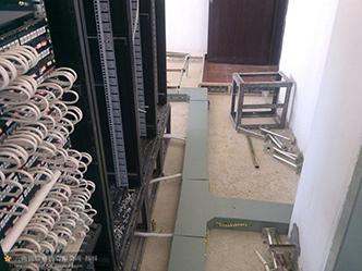 迪庆州某单位机房建设案例
