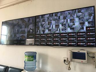 某单位监控系统安装案例