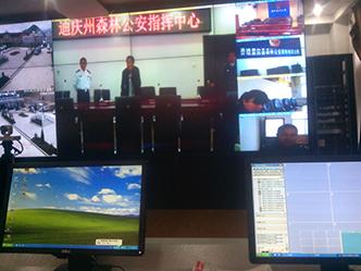 迪庆视频会议安装案例