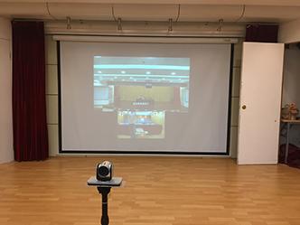 中国航油云南分公司视频会议案例