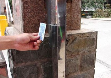 门禁考勤系统安装