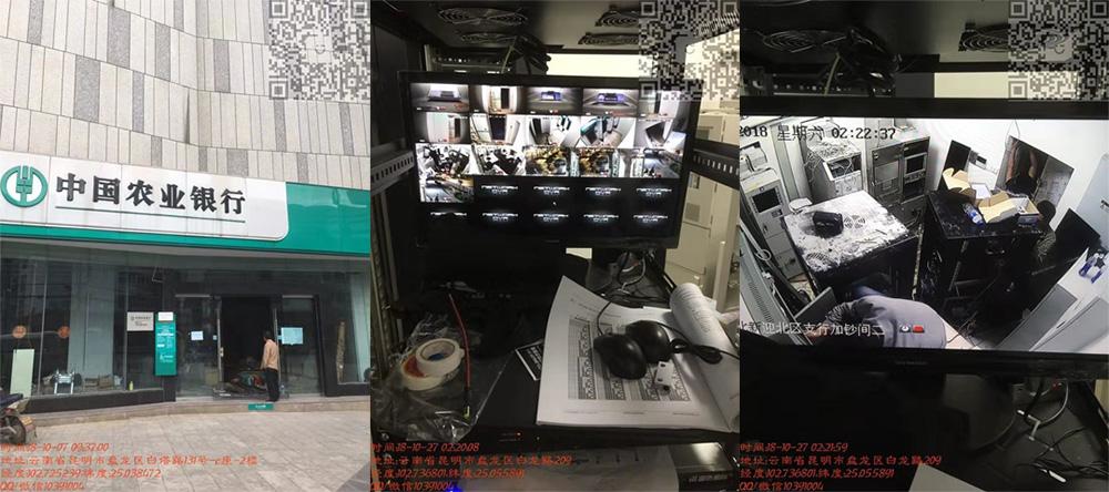 云南监控设备安装案例