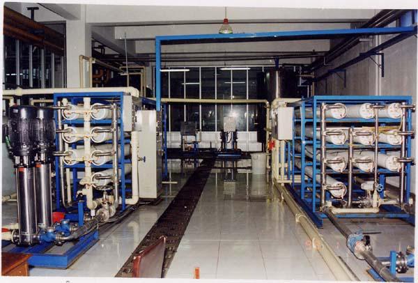 全自动超滤净水杀菌设备