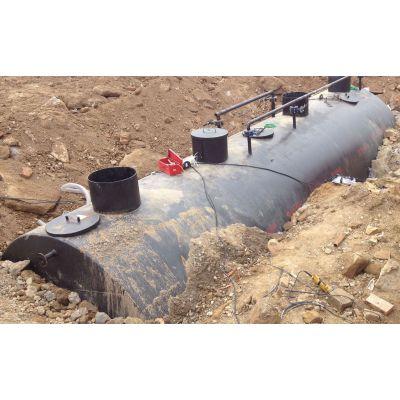 含油一體化汙水處理設備