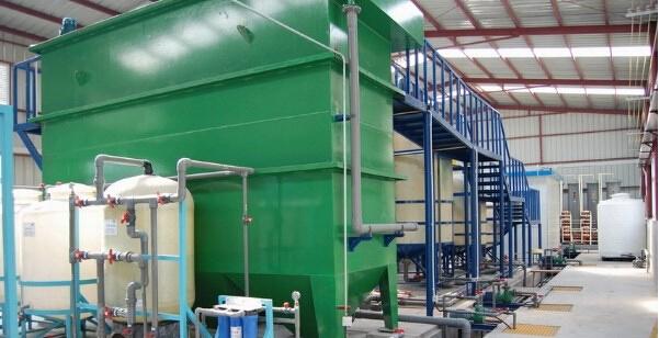 電鍍一體化汙水處理設備