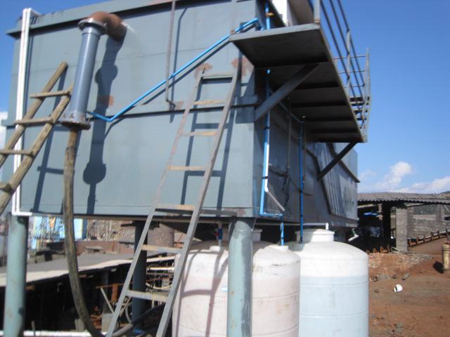 礦山汙水分離設備(紅河州個舊礦山)