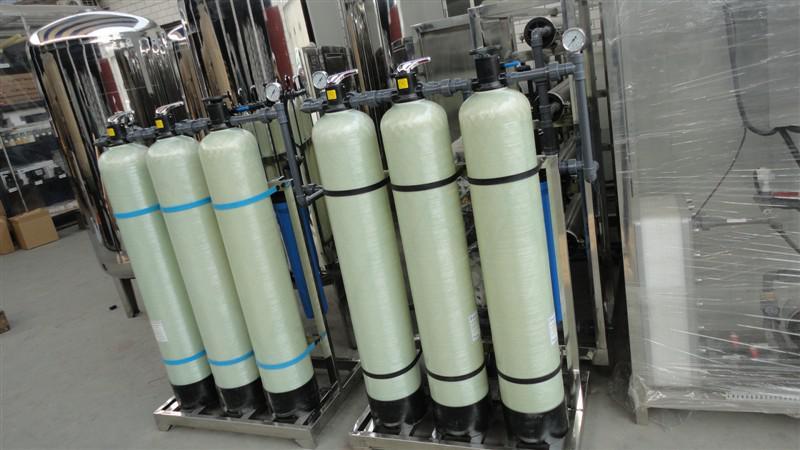 30m³/D(软化+反渗透纯水设备)