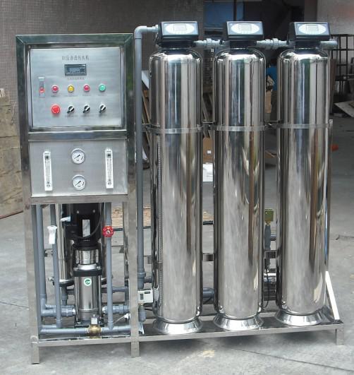 (5m³/h 純水設備)