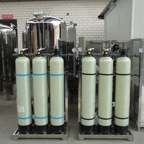 30m³/D(软化+反渗透纯水设备