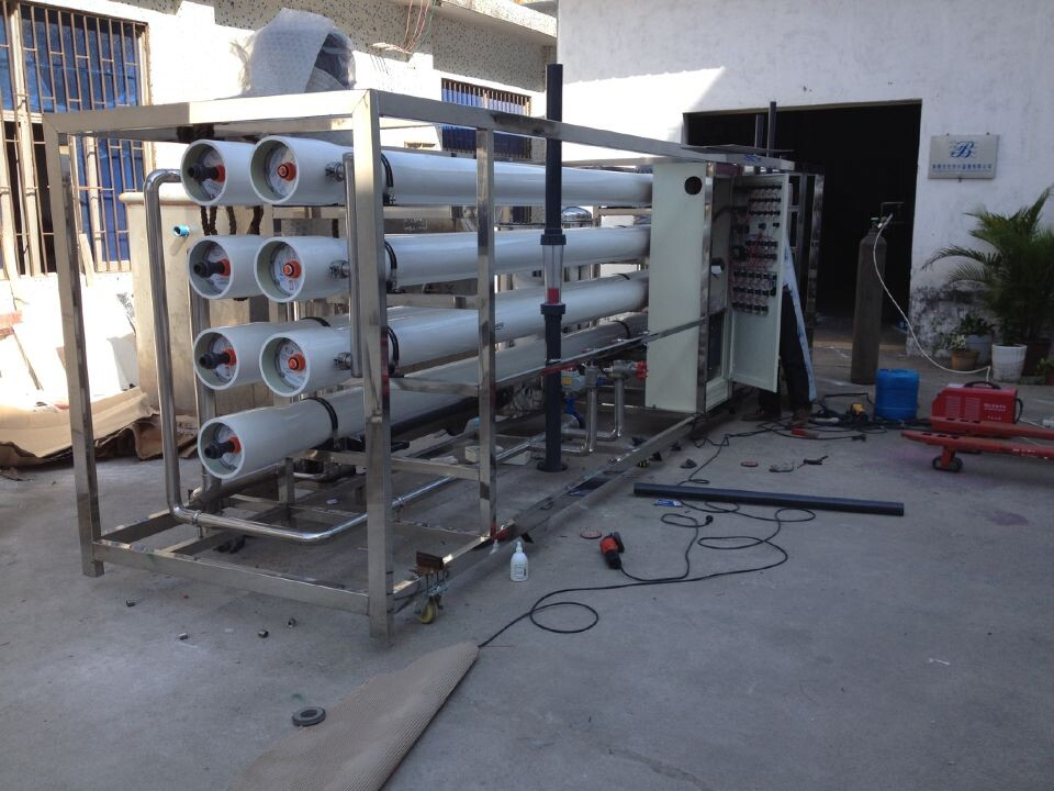 水處理膜分離設備