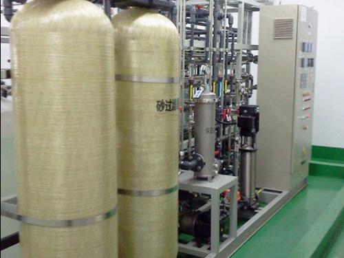 光学纯水设备