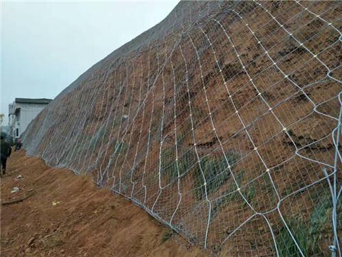 昆明防护网的安装