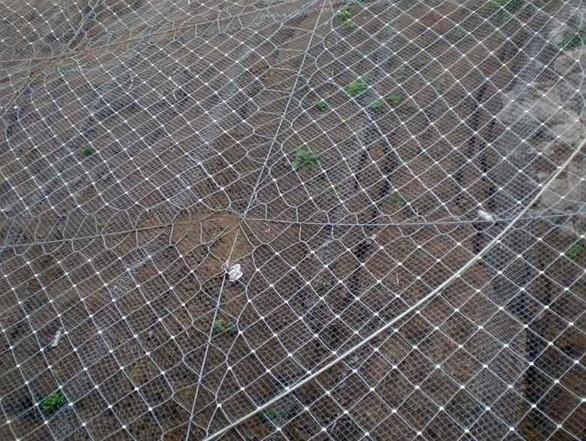 昆明主动防护网施工工艺