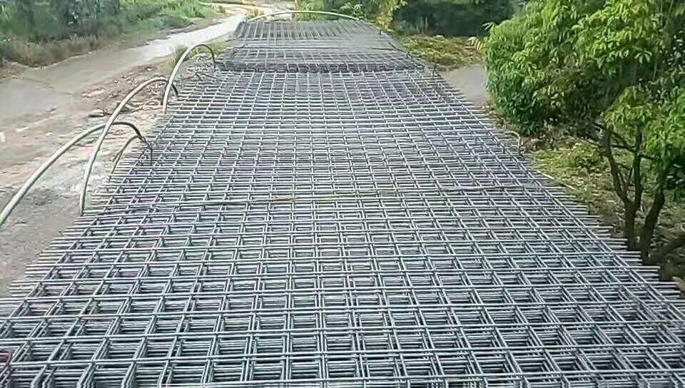 昆明钢筋网厂家价格