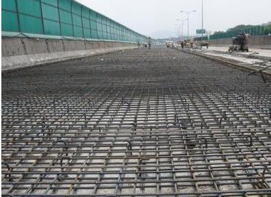 昆明桥栏钢筋网