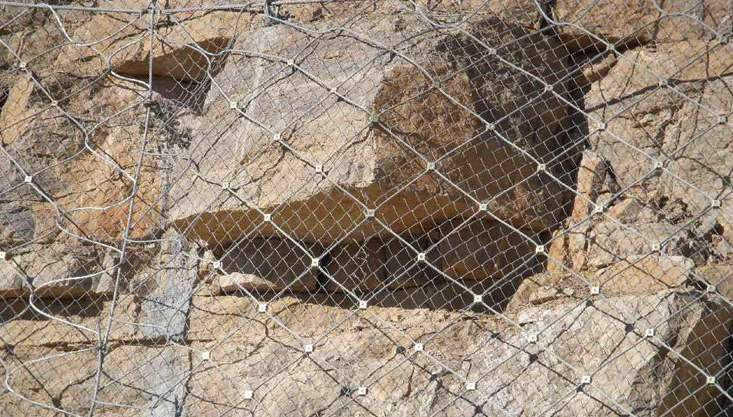 sns主动边坡防护网应该如何安装?