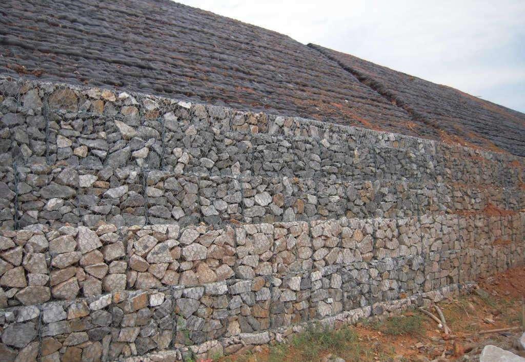 石笼网的正确安装方法,你知道吗?
