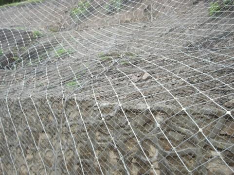 昆明主动防护网的施工程序和方法