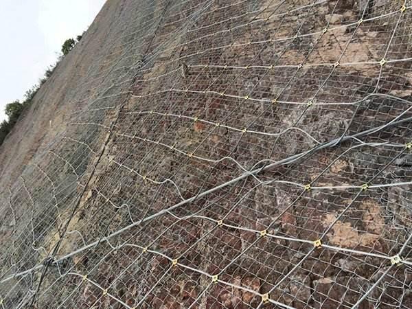 主动被动边坡防护网,山体防护网厂家