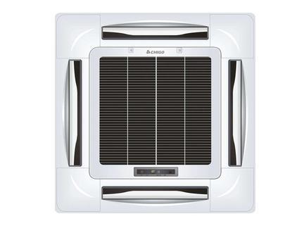 天井式空调产品秀