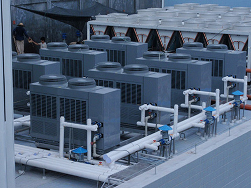 格力商用空气能热水器4