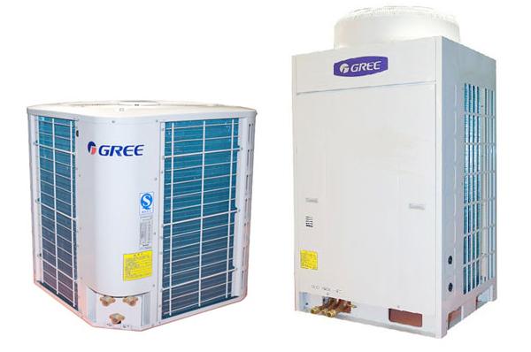 格力商用空气能热水器5