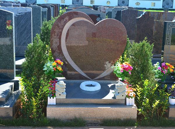 云南公墓分享墓地立碑的注意事项