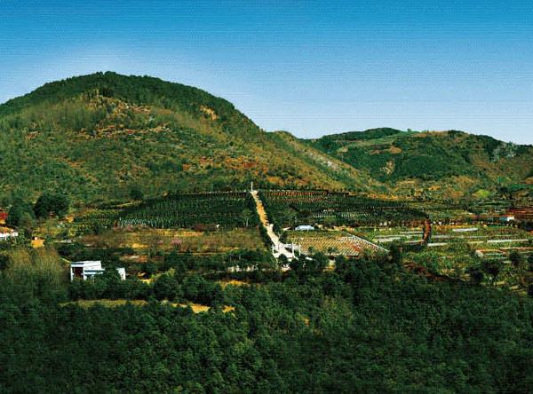 宝象山陵园